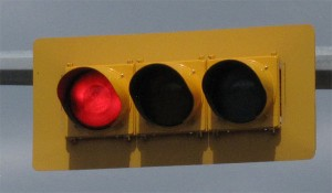 Traffic Light - Red